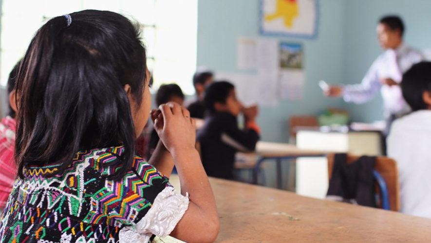 Escuelas en Guatemala serán construidas gracias a modelo internacional