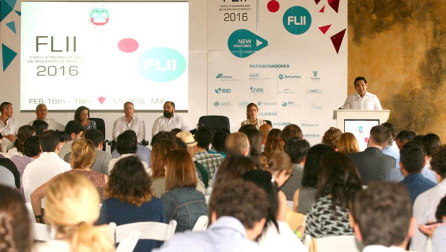 Foro Latinoamericano de Inversión de Impacto | Noviembre 2017