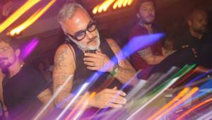 Fiesta con Gianluca Vacchi en Guatemala | Noviembre 2017