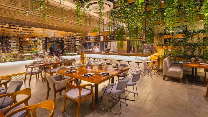 Gracia cocina de autor restaurante de alta cocina - Cocina de autor ...