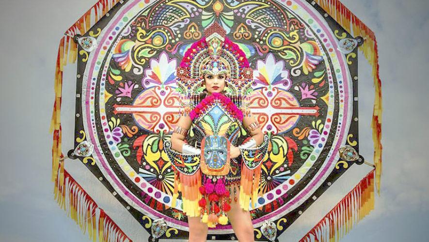 Guatemala entre los trajes más increíbles de Miss Universo 2017