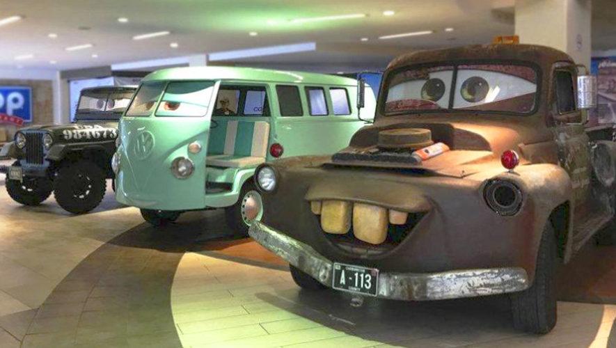 Guatemalteco tiene la colección más grande de Cars en el mundo