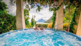 hoteles con jacuzzi en Guatemala
