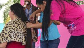 Inicia campaña para donar cabello a niñas con cáncer en Guatemala 2017