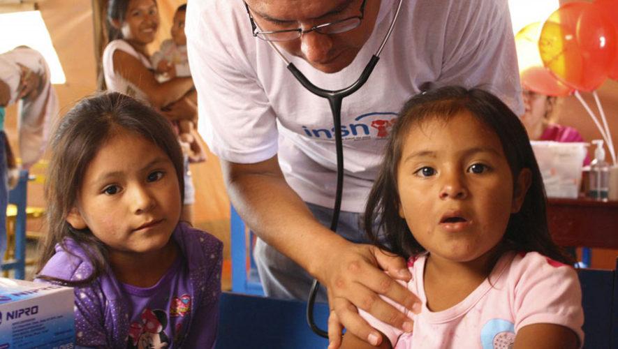 Jornadas de cirugía plástica a bajo costo para niños en Antigua Guatemala 2017