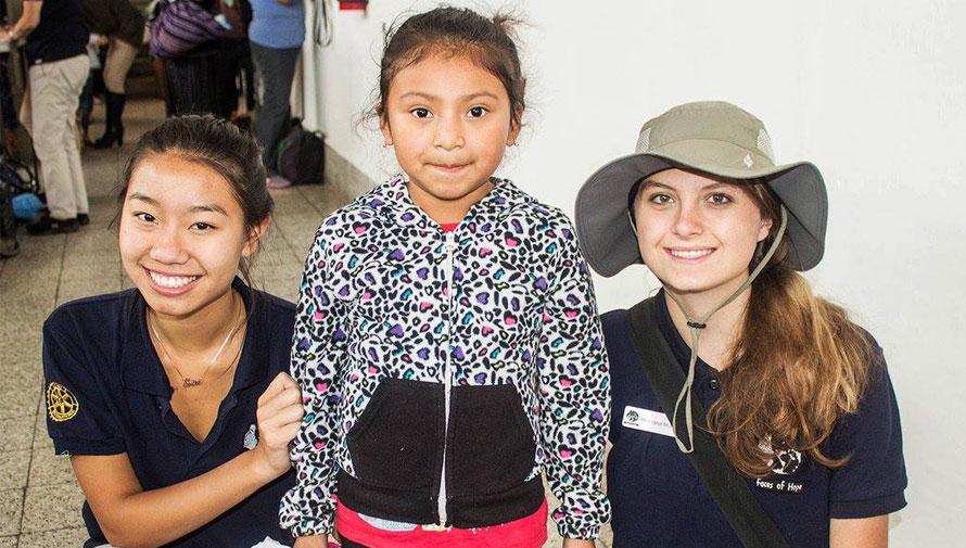Jornadas de cirugía plástica a bajo costo para niños en Antigua Guatemala