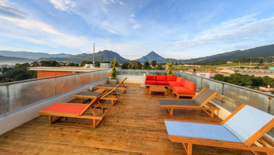 Latam Hotel Plaza Pradera Piscina Con Vista Panorámica