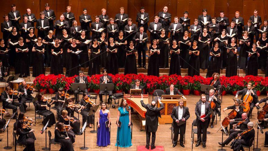 Concierto de Ópera Messiah Handel   Diciembre 2017