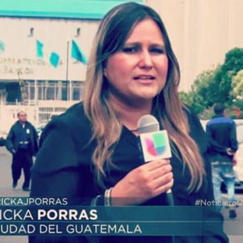 Periodista Guatemalteca