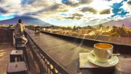 cafeterías en Antigua Guatemala