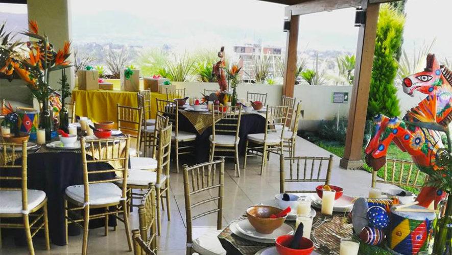 Terraesperanza eventos lujosos con vista salones de eventos en la ciudad de guatemala - Salones lujosos ...