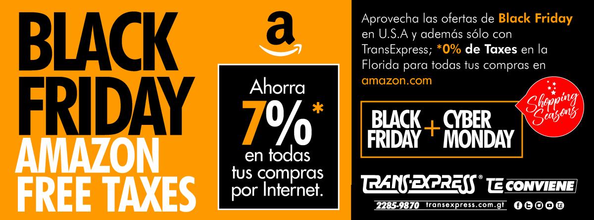 TransExpress Guatemala Cyber Monday 2017 en Guatemala