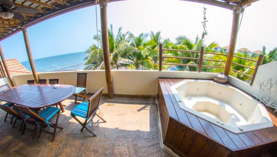 Villa los cabos habitaciones con vista al mar hoteles for Habitaciones sobre el mar