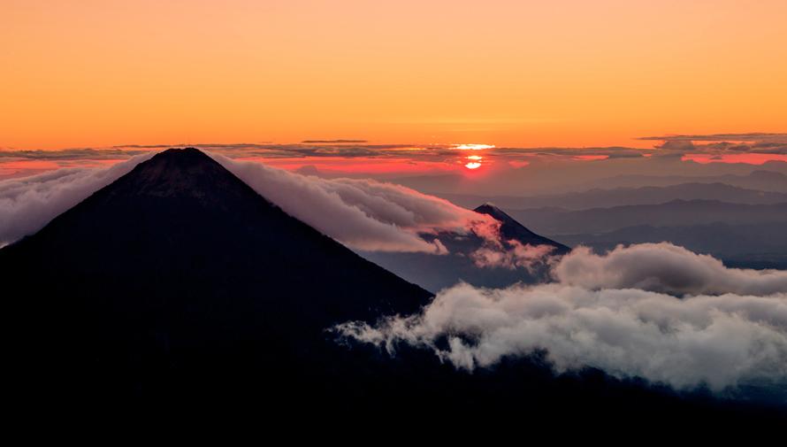 Volcán de Pacaya es uno de los mejores lugares para ver el amanecer, según Traveller