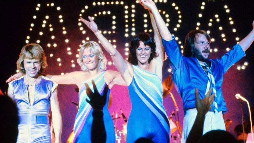 Tributo al grupo ABBA en La Casona | Noviembre 2017