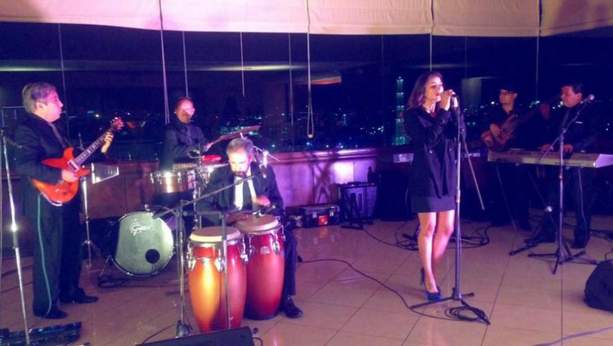 Concierto de Andrea Ayala en 1001 Noches | Noviembre 2017