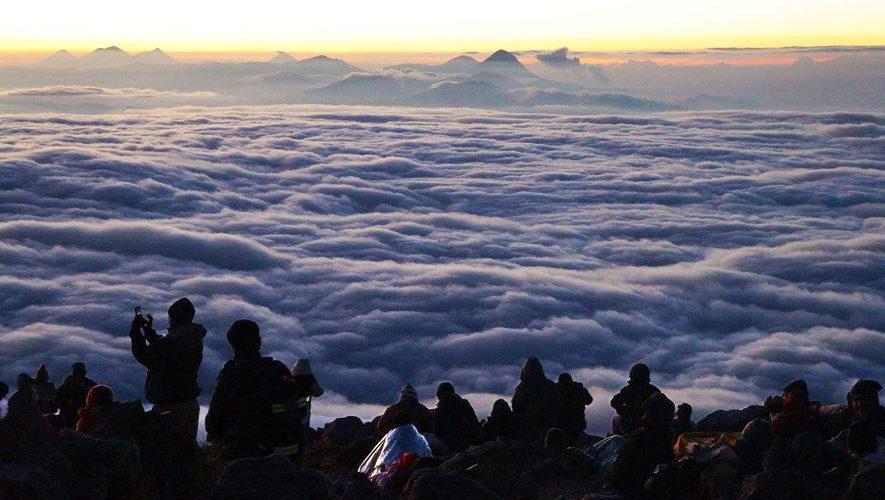 Ascenso al volcán Tajumulco | Diciembre 2017
