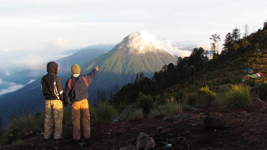 Ascenso a volcanes Zunil y Santo Tomás | Noviembre 2017