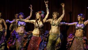 Espectáculo de Belly Dance en Solo Teatro | Noviembre 2017