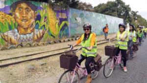 Recorrido fotográfico en bicicleta por la Ciudad de Guatemala | Octubre 2018