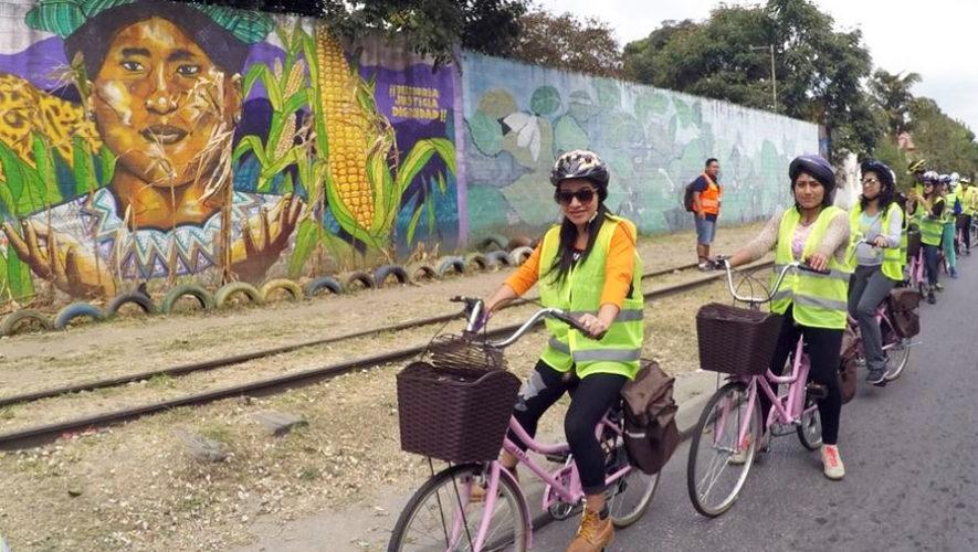 Recorrido del ferrocarril en bicicleta | Diciembre 2017