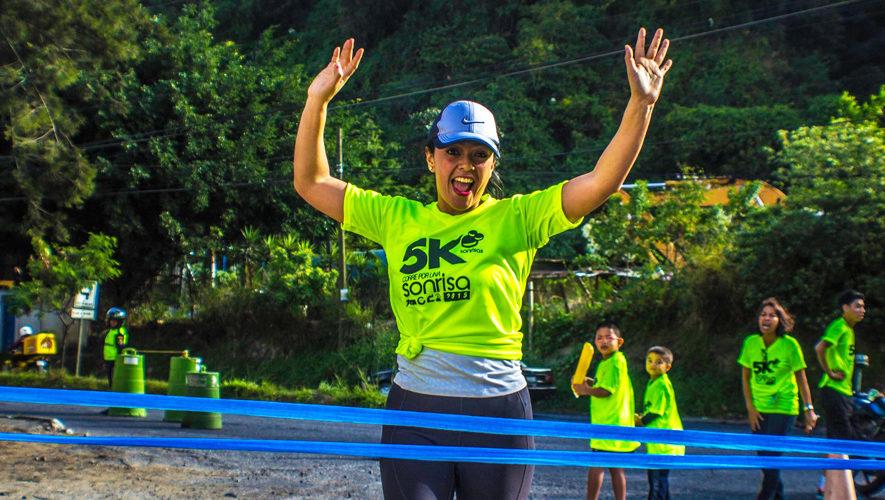 Carrera Corre por una Sonrisa 10K   Diciembre 2017