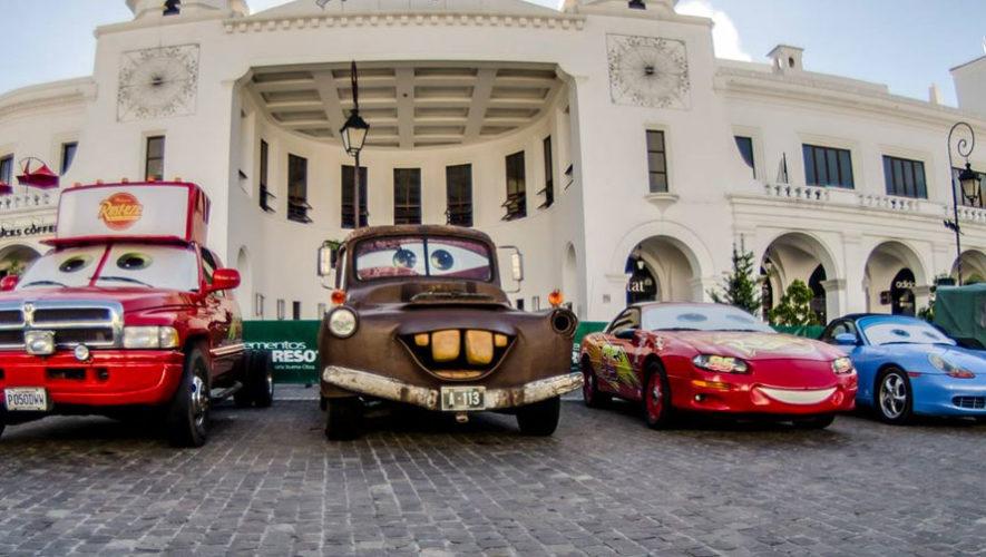 Exposición de Cars en Pacific Villa Hermosa | Noviembre 2017