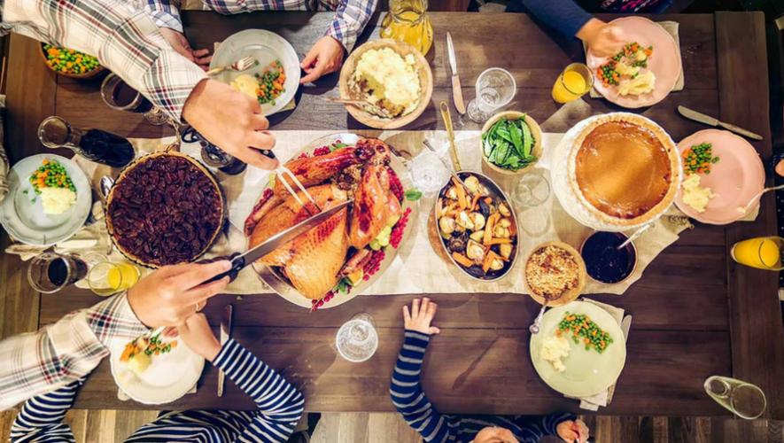 Cena de Acción de Gracias en Tre Fratelli | Noviembre 2017