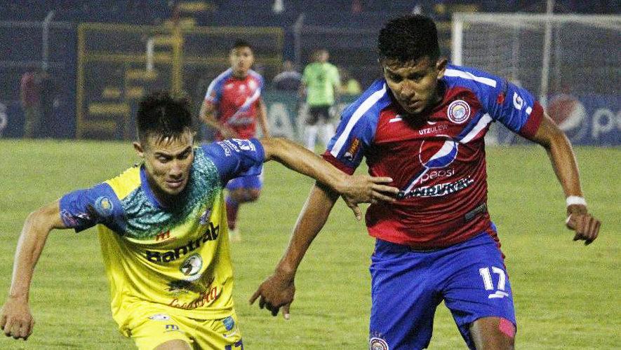 Partido de vuelta Xelajú y Cobán por los cuartos de final del Torneo Apertura | Diciembre 2017