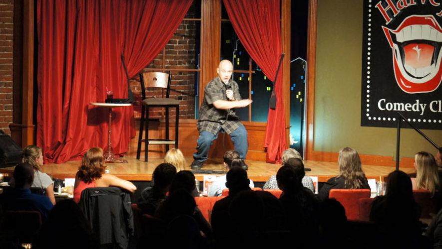 Show gratuito de comedia en 1001 Noches | Diciembre 2017