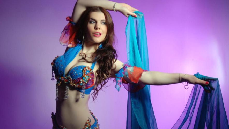 Clase de danzas árabes en Gaetani & Compañía | Diciembre 2017