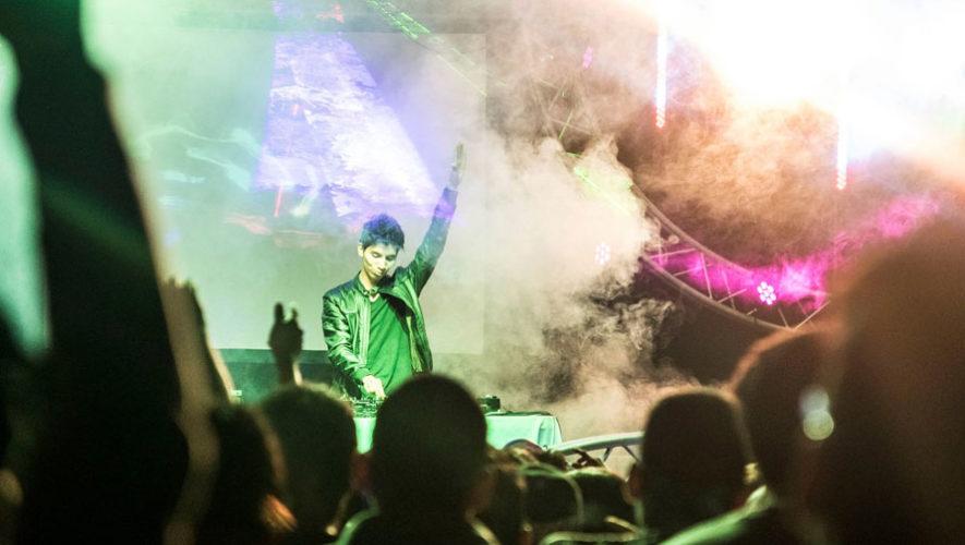 Festival de música electrónica en Chimaltenango | Noviembre 2017