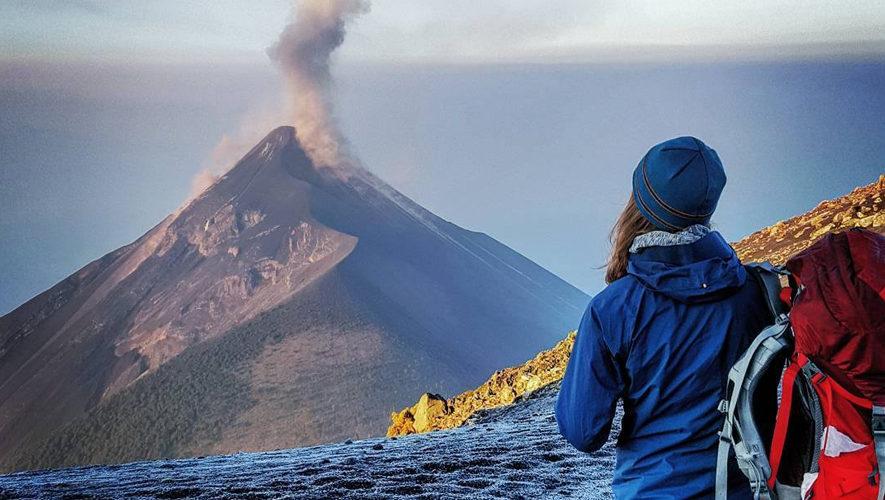escalar volcanes