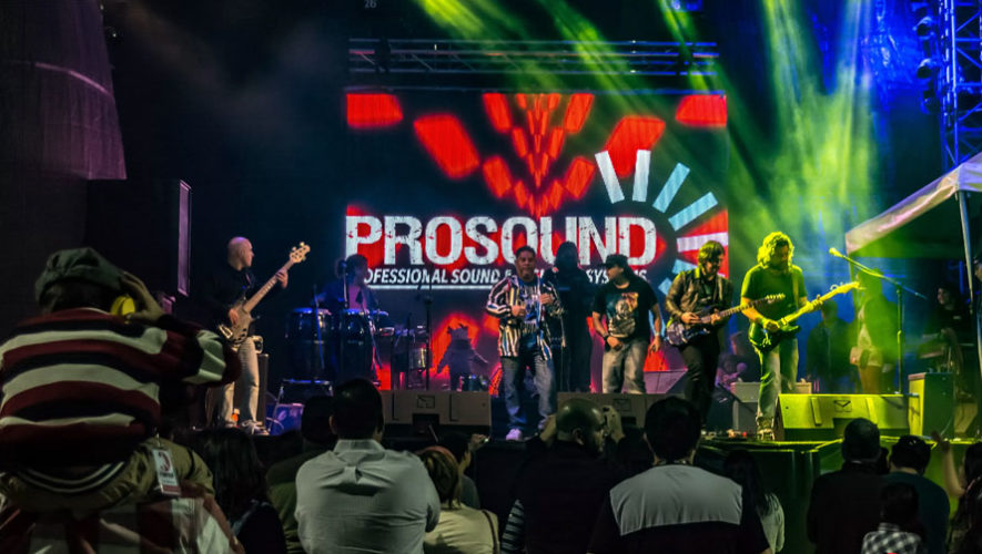 Expo Music Guatemala   Febrero 2018
