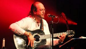 Concierto de Fernando Delgadillo en Guatemala   Diciembre 2017