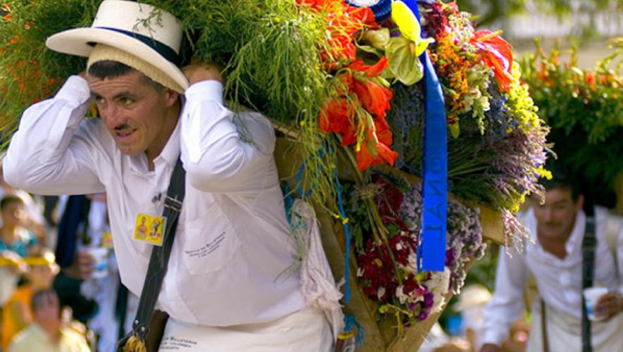 """Proyección de documental """"Feria de las Flores""""   Noviembre 2017"""