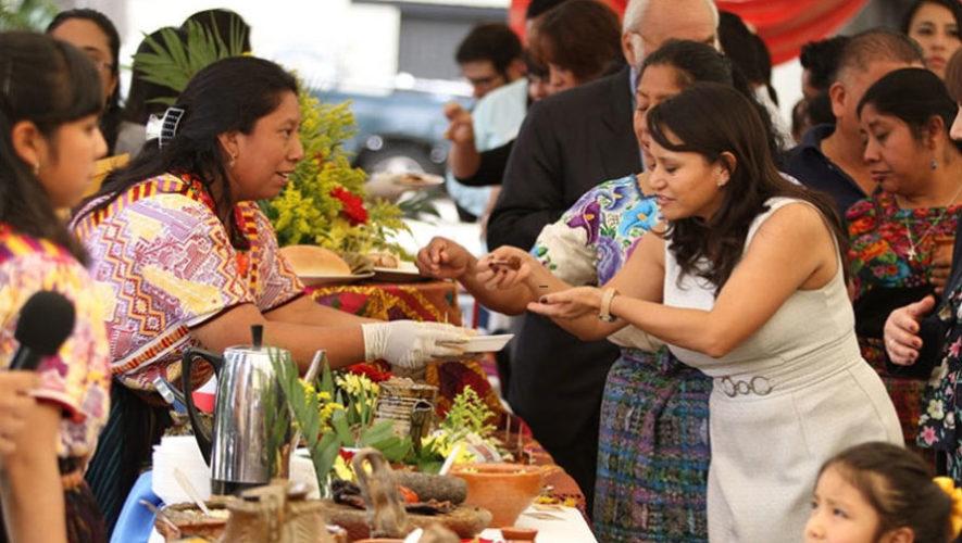 Muestra gratuita de gastronomía guatemalteca | Noviembre 2017
