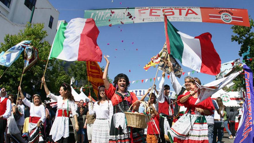 Fiesta de fin de año en Instituto Italiano de Cultura   Diciembre 2017