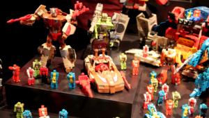 Festival de juguetes en Asia Mall | Noviembre 2017