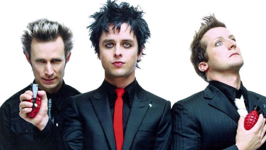 Tributo a Green Day en SOMA   Noviembre 2017