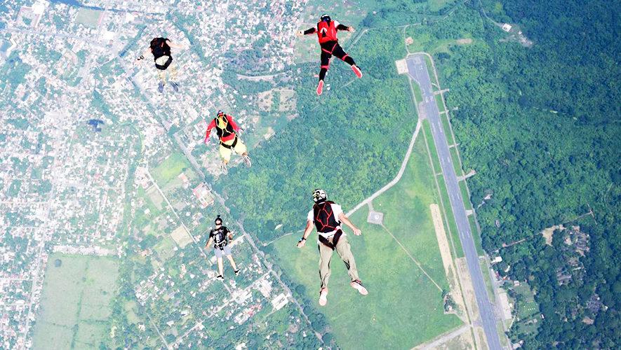 Torneo Centroamericano de Paracaidismo 2017