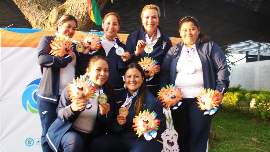 Guatemala gana 8 medallas en el inicio de los Juegos Bolivarianos 2017