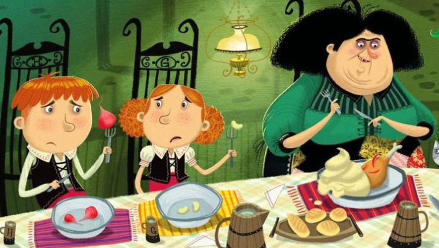 Cuentacuentos Hansel y Gretel | Noviembre 2017