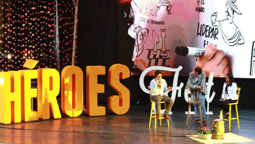 Festival de Emprendimiento Héroes Fest | Noviembre 2017