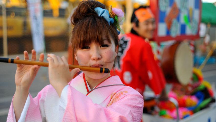 Día Japonés en Museo Miraflores   Diciembre 2017