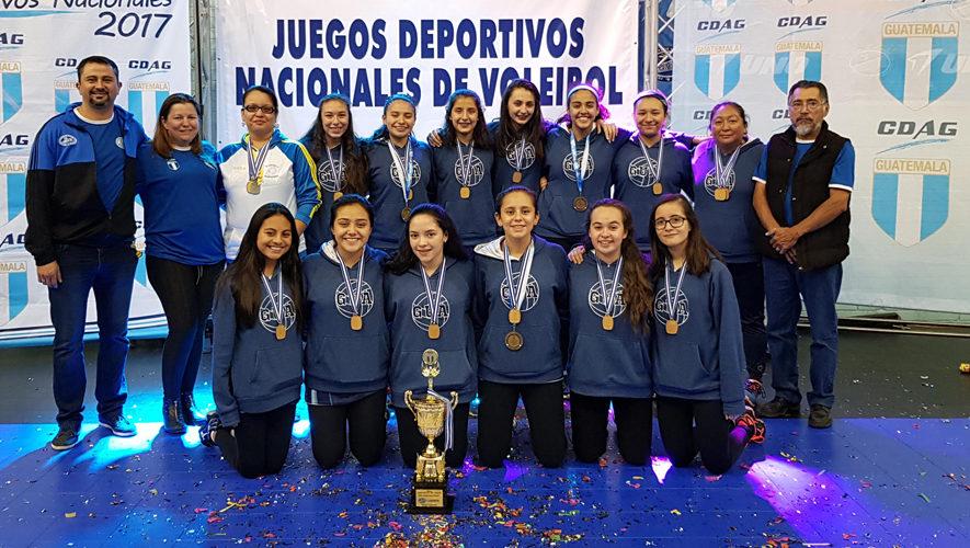 Juegos Nacionales de Voleibol 2017