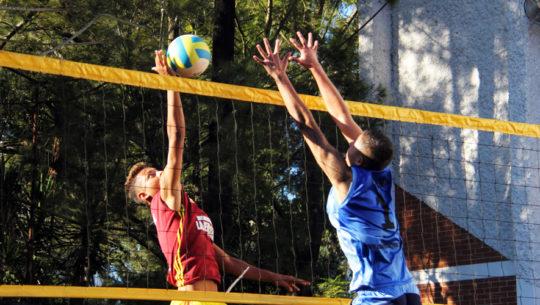 Juegos Nacionales de Voleibol de Playa 2017