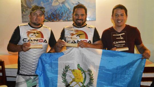 Canoa Open de Vuelo Libre 2017 en Ecuador