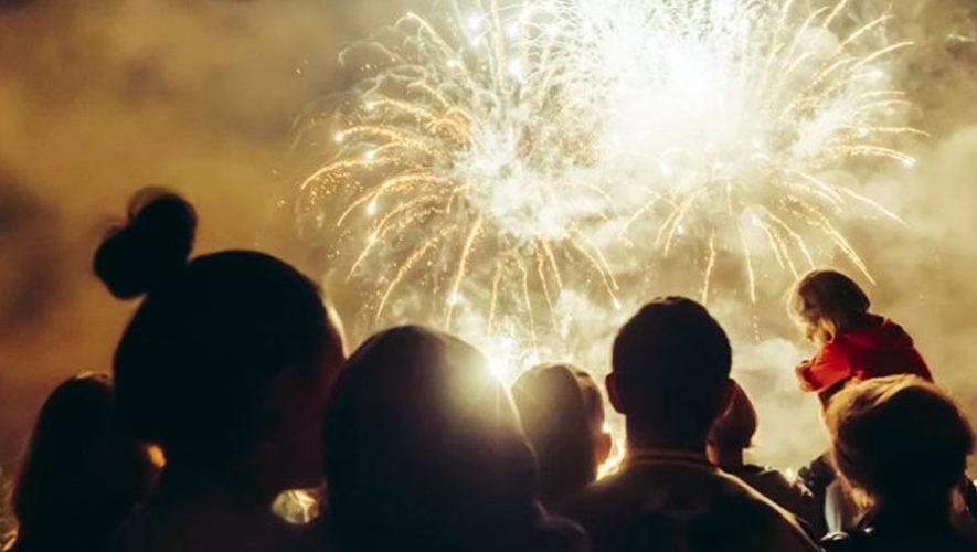 Show de luces en Interplaza Xela | Diciembre 2017