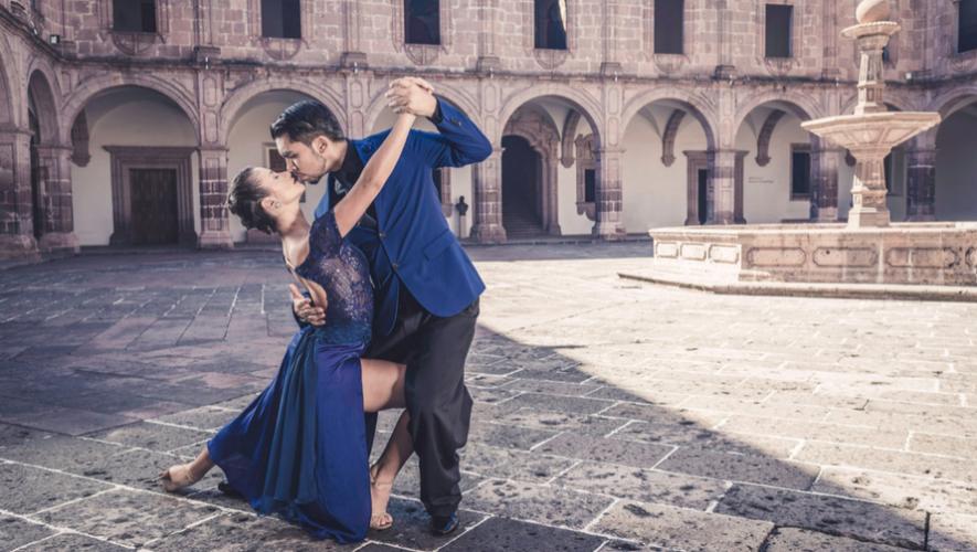 Presentación de Tango en Teatro Dick Smith   Noviembre 2017